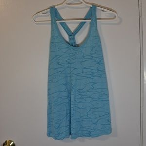 Old Navy Semi-transparent Workout Tanktop